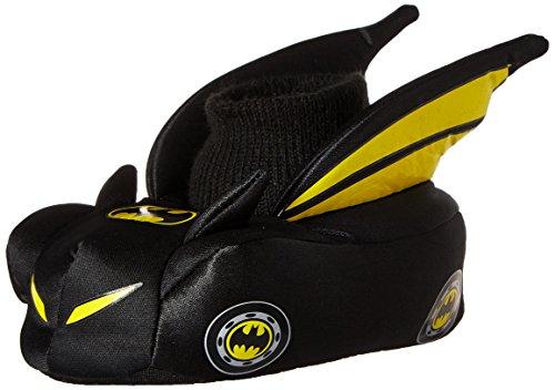 Batman Toddler Boy's Batmobile Slipper (Large - 9/10) (Batman For Toddlers)