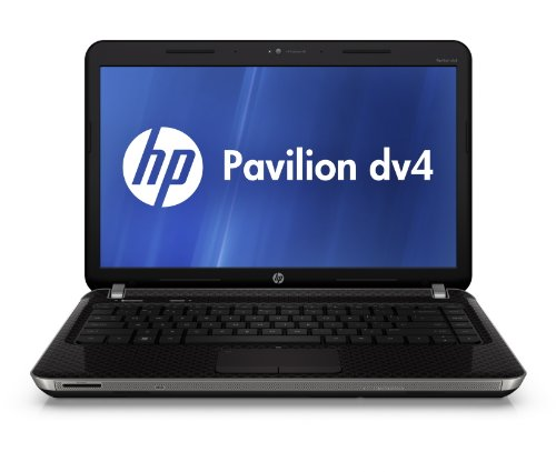 HP Pavilion dv4-4030us Entertainment Notebook Computer - Black