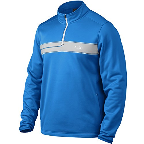 Oakley Golf Men'S Parker 1/4 Zip Pullover - S - Electric Blue
