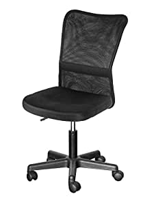 (OSJ)オフィスチェア チェア メッシュチェア パソコンチェア 椅子 7色(ブラック)(MS)