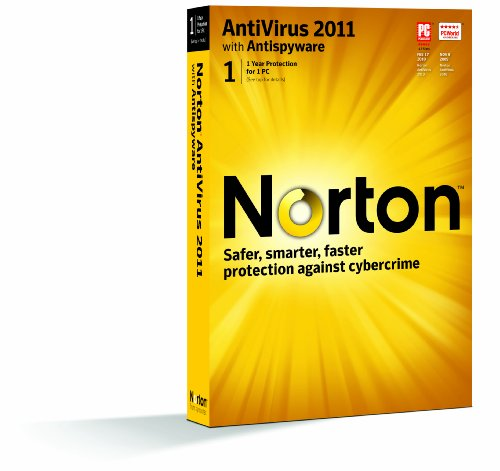 Norton Antivirus 2011 - 1 User [Old Version]