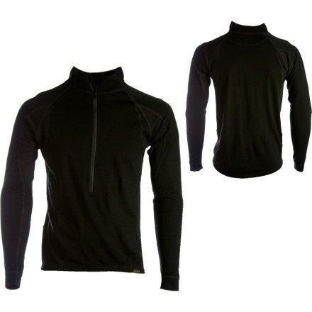 Buy Low Price Endura Baa Baa Merino Zip-Neck Jersey – Long-Sleeve – Men's (B003GNPKWQ)