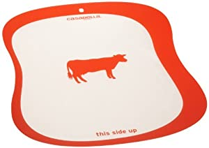 Casabella Silicone Cutting Board, Set of 4 by Casabella