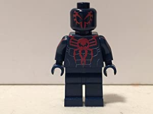 lego spiderman 2099 - photo #23