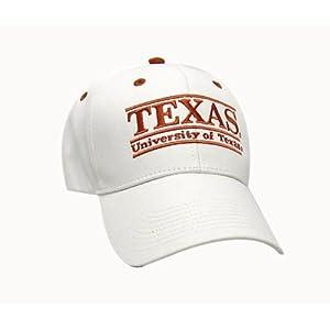 Texas Longhorns Adult Adjustable Hat