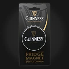 Guinness Bottle Opener & Fridge Magnet