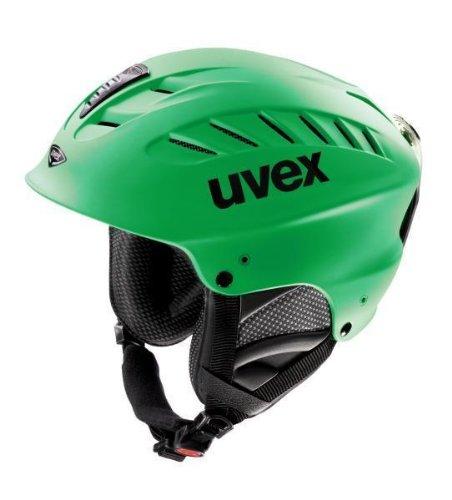 uvex x-ride motion graphic - neon green - L/XL Skihelm Snowboardhelm Helm Ski Snowboard