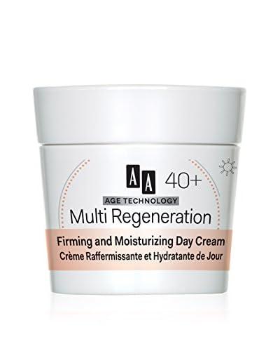 AA Cosmetics Crema Viso Giorno Age Technology Multi Regeneration 40+ 50 ml