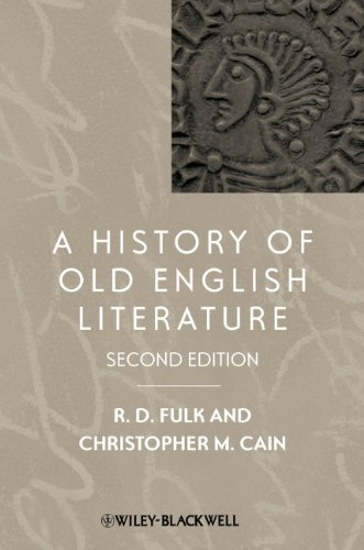 A History Of Old English Literature front-884676