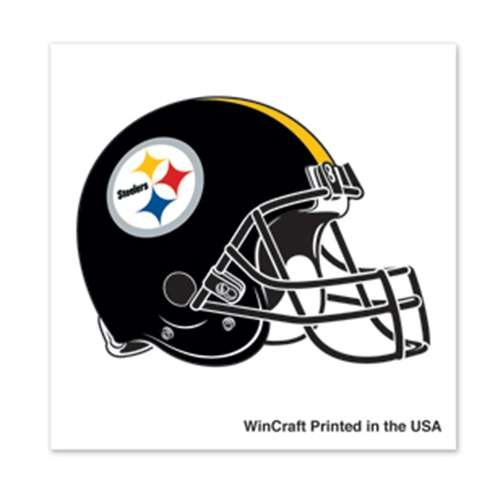 Pittsburgh Steelers Temporary Tattoo - 4 Pack from Wincraft