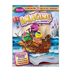 Barney: Imagine With Barney