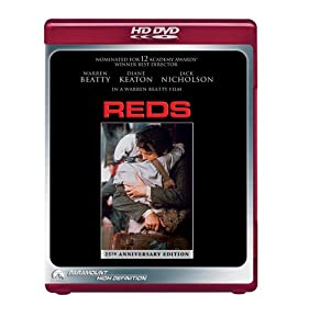 Reds (25th Anniversary Edition) [HD DVD]