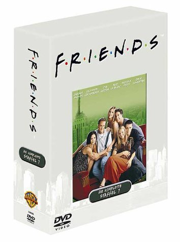 Friends - Die komplette Staffel 7 (4 DVDs)