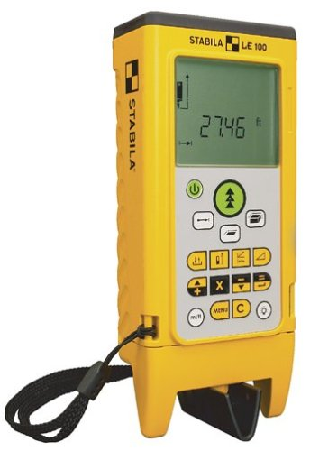 Digital Distance Measuring Instruments : Great deal stabila le laser distance measurer kit for