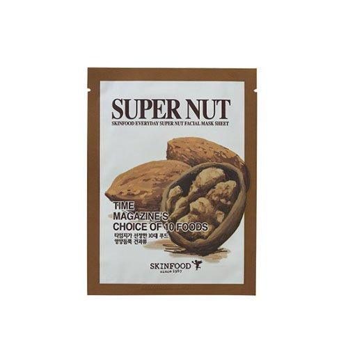 スキンフード エブリデー スーパーナッツ フェイシャルマスク ×4個セット