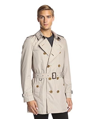 Burberry Brit Men's Twill Trench Coat