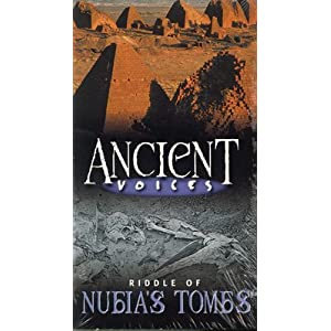 Ancient Voices Riddle Of Nubia's Tombs