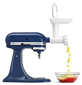 Kitchenaid Fga Food Grinder Attachment For Stand Mixers from KitchenAid