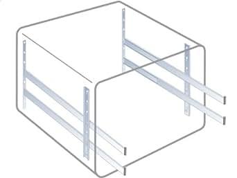 k ppersbusch zubeh r 900 2fach teleskop vollauszug backofen herd elektro gro ger te. Black Bedroom Furniture Sets. Home Design Ideas