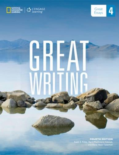 great writing great essays folse