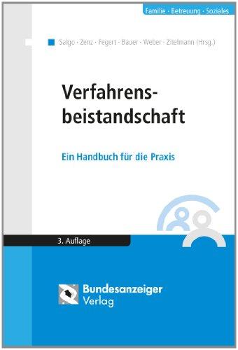 Verfahrensbeistandschaft: Ein Handbuch für die Praxis .pdf download ...