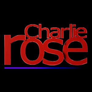Charlie Rose, 1-Month Subscription Radio/TV Program