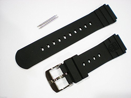 Luminox Rubber 3000 Series Navy Seal Watch Band (Navy Seal Watches Luminox compare prices)