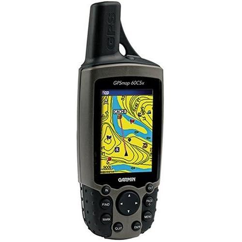 Máy định vị cầm tay Garmin GPS 76CSX Handheld GPS. Mua hàng Mỹ tại e24h. vn