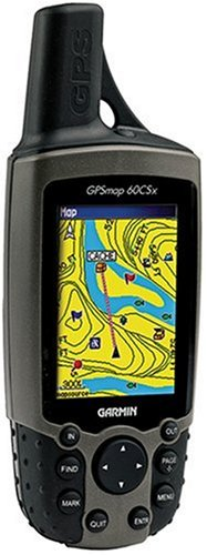 Garmin GPSMAP 60CSx Handheld GPS Navigator