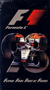 F1 Formula 1 98 Flying Finn Fi