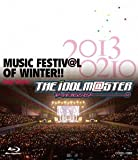 THE IDOLM@STER MUSIC FESTIV@L OF WINTER!! Day Time (Blu-ray)