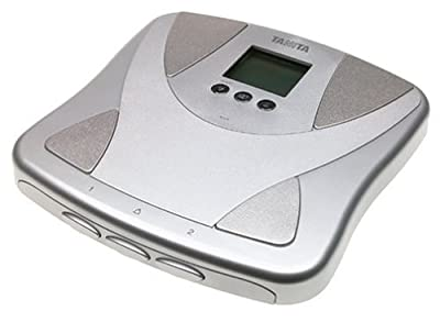 Tanita BF679 DUO Excess Body Fat Monitor Scale w/ Adult & Children Modes