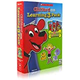 Clifford the Big Red Dog - Learning 3 Pack