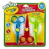 Crayola My First Crayola Safety Scissors