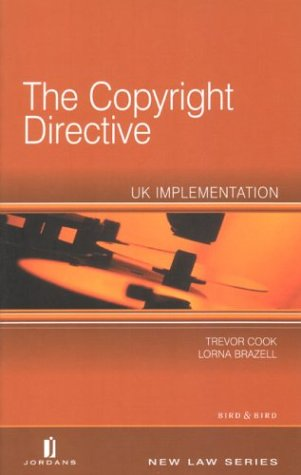 Copyright Directive: Uk Implementation (New Law)