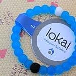 Lokai Bracelet Blue Size Large