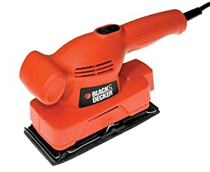 Black & Decker 7558-CA 1/3-Sheet Finishing Sander