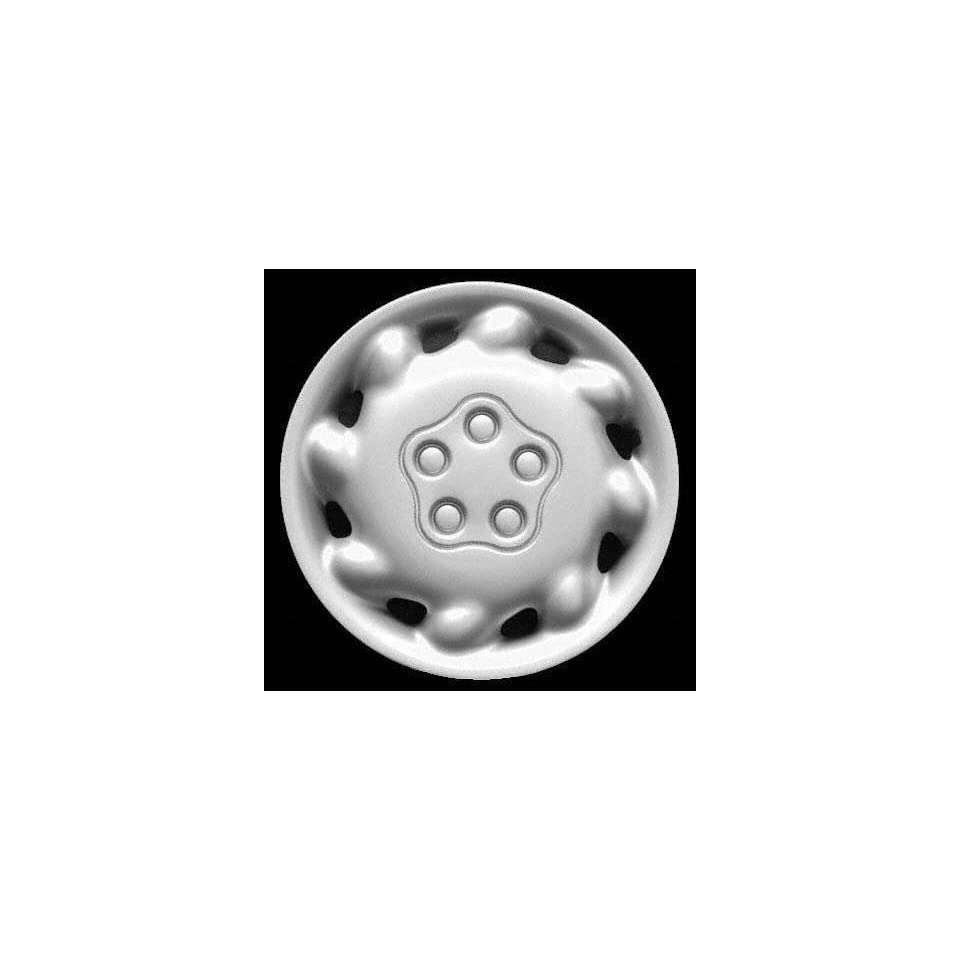 96 98 PLYMOUTH NEON WHEEL COVER HUBCAP HUB CAP 14 INCH, 8 HOLE BRIGHT SILVER 14 inch (center not included) (1996 96 1997 97 1998 98) D261246 FWC00519U20