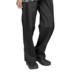 Top Performance Nylon Grooming Pant, Small, Black by Top Performance