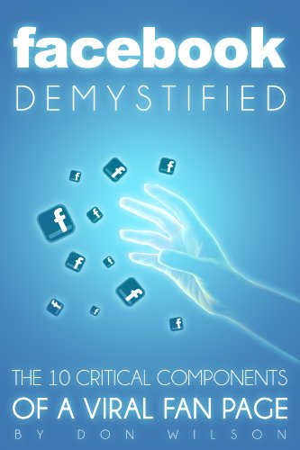 Facebook Demystified – The 10 Critical Components Of A Viral Fan Page