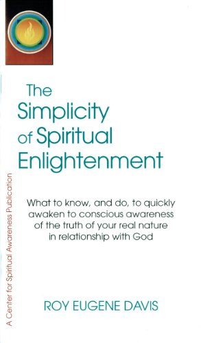 The Simplicity of Spiritual Enlightenment