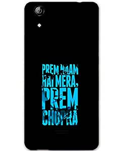 Micromax Canvas Selfie 2 Q340 Back Cover Designer Hard Case Printed Cover