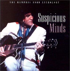 Elvis Presley - Suspicious Minds - Zortam Music