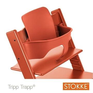 Stokke Tripp Trapp Baby Set - Lava Orange