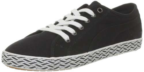 Puma Kamila Espadrille Wn's Low Top Womens Black Schwarz (black-dark shadow 04) Size: 4.5 (37.5 EU)
