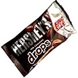 Hershey's Milk Chocolate drops King Size 2.1 OZ (59g)