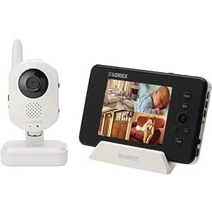Lorex LW241 LIVE sense Wireless Video Home Monitor