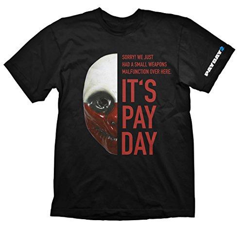 t-shirt-payday-2-wolf-maske-schwarz-s-edizione-germania