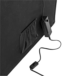 Glow LED Studio-Cube Portable Shooting Tent with Dimmer (27) (Tamaño: 27 x 27 x 27)