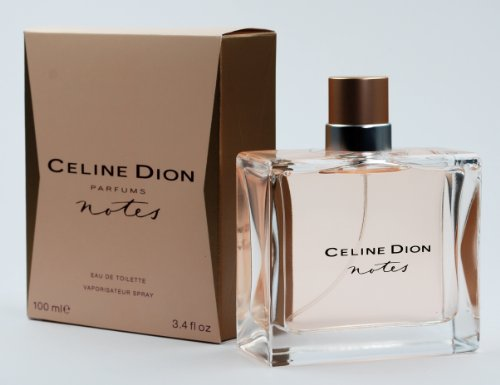 Celine Dion Notes 100 ml Eau de Toilette Spray